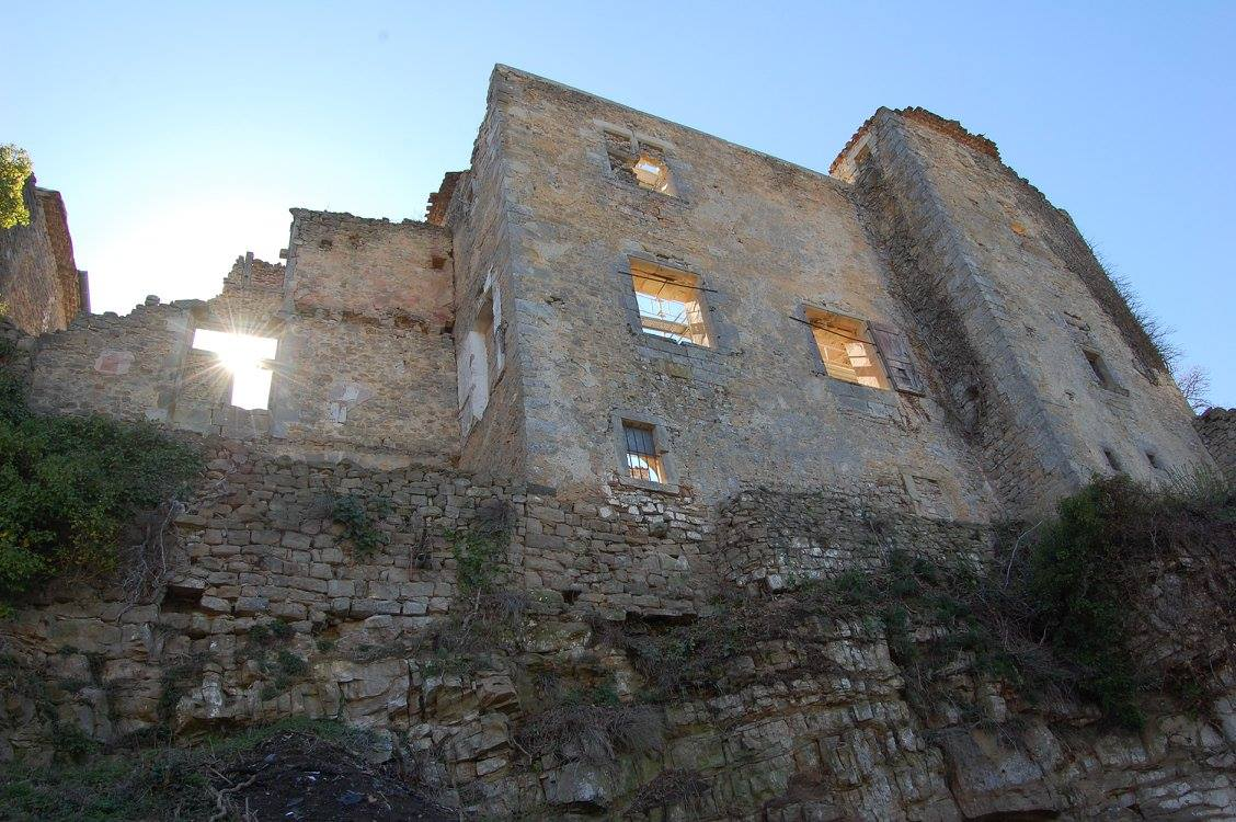village of Rennes le chateau
