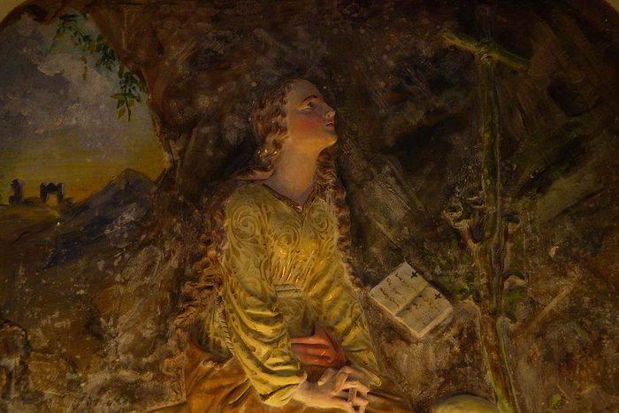 Marie madeleine à Rennes le château