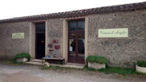 Trésor d'Argile, poterie sur Rennes le château