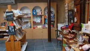 boutique domaine Rennes le château