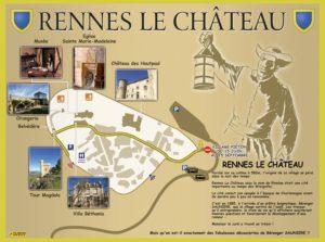 carte rennes le chateau